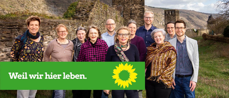 Die neue Farbe im Stadtrat Oberwesel!