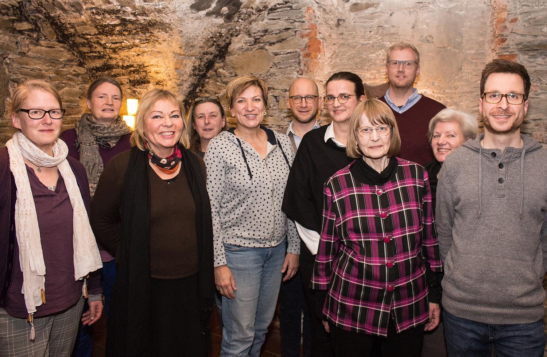 Aufschwung und Frauenpower bei den Oberweseler Grünen
